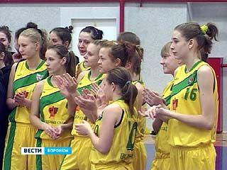 Воронежские баскетболистки не вошли даже в пятерку сильнейших