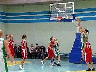 Воронежские баскетболистки остаются на седьмом месте