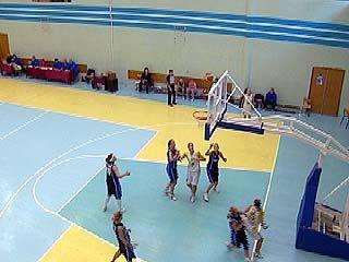 Воронежские баскетболистки участвуют в зональном первенстве России
