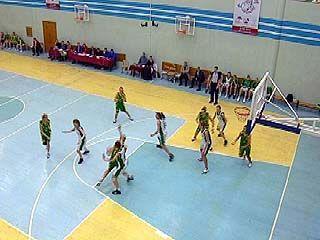 Воронежские баскетболистки заняли лидирующие позиции в турнирной таблице