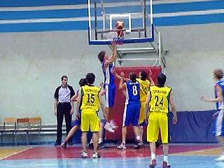 Воронежские баскетболисты отправятся на чемпионат в Череповец