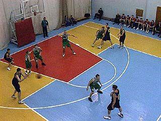 Воронежские баскетболисты принимали на своей площадке команду из Орла