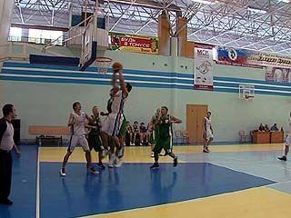Воронежские баскетболисты продолжают лидировать в турнирной таблице