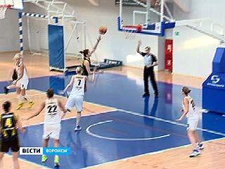 Воронежские баскетболисты провели последние домашние матчи сезона