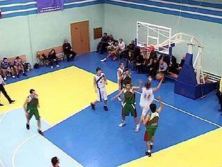 Воронежские баскетболисты встретились с командой из Черкесска