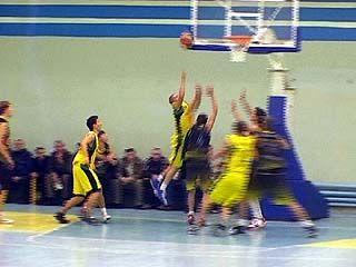 Воронежские баскетболисты встретятся с командой из Саратова