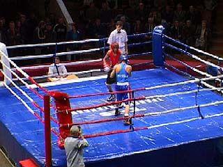 Воронежские боксеры отметили 80-летие первых губернских игр