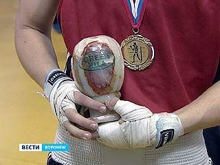 Воронежские боксеры привезли две медали с Всероссийского турнира по боксу