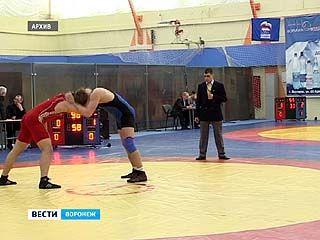 Воронежские борцы достойно показали себя на соревнованиях