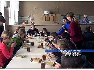 Воронежские чиновники обещают накормить школьников досыта