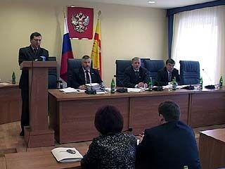 Воронежские депутаты сознательно сделали бюджет дефицитным