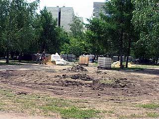Воронежские десантники остались без памятного знака