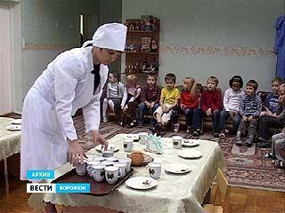 Воронежские детсады могут принять участие во втором Всероссийском конкурсе