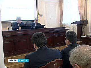 Воронежские дороги снова стали центральной темой на еженедельном совещании в мэрии