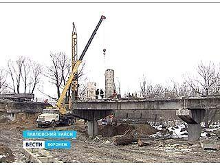Воронежские дорожники проверили мосты региона