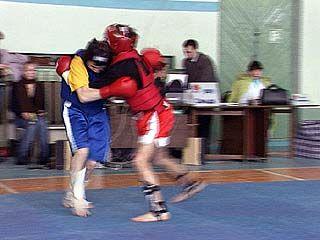 Воронежские единоборцы заняли третье место на Чемпионате России по ушу