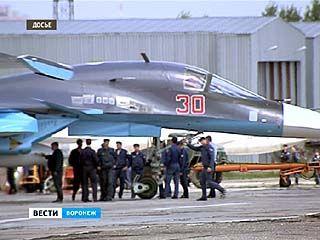 Воронежские экипажи принимают участие в лётно-тактических учениях Западного военного округа в Арктике