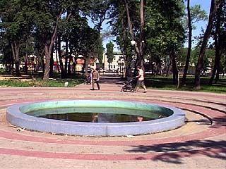 Воронежские фонтаны превращаются в зловонные болота