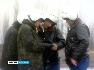 Воронежские герои до сих пор стоят в строю