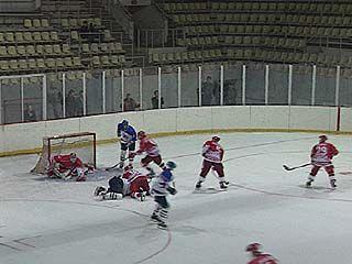 Воронежские хоккеисты опять проиграли