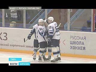 Воронежские хоккеисты уверенно повели в серии с Тверью