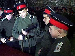 Воронежские кадеты посетили Управление госнаркоконтроля