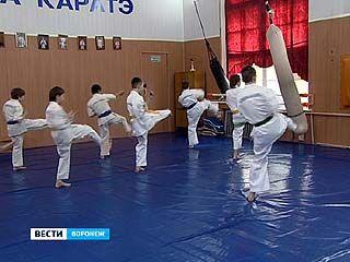 Воронежские каратисты привезли 16 медалей из Москвы