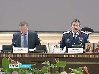 Воронежские казаки собираются взять контроль над образованием и медициной