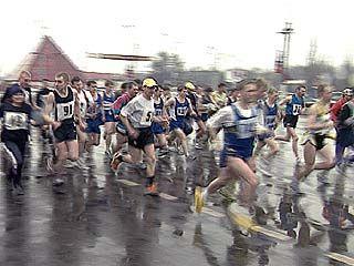 Воронежские легкоатлеты провели марафон, посвященный 60-летию победы в ВОВ