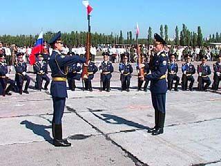 Воронежские летчики отметили 95-летие ВВС