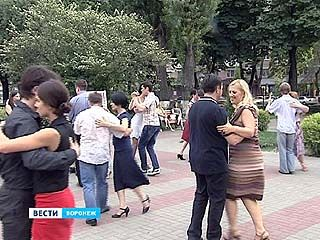 Воронежские любители милонги открыли сезон