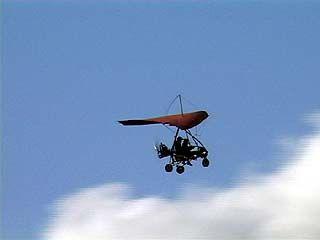 Воронежские любители сверхлегкой авиации взмыли ввысь раньше срока