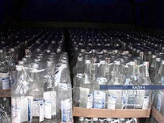 Воронежские магазины торгуют некачественным алкоголем