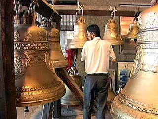 Воронежские мастера изготовят звонницу для церкви в Черногории