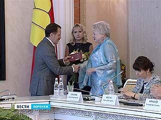 Воронежские медики получили госнаграды из рук губернатора