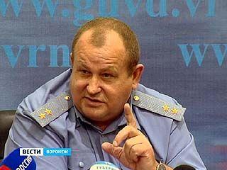 Воронежские милиционеры официально стали полицейскими