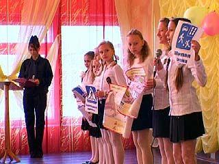 Воронежские милиционеры провели открытый урок