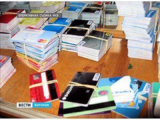 Воронежские мошенники оказались причастны к международной сети по подделке банковских карт