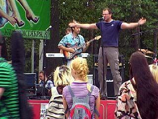 Воронежские музыкальные коллективы стали участниками рок-фестиваля
