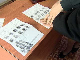 Воронежские охранники массово сдают отпечатки пальцев