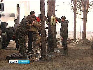 Воронежские ОМОНовцы ушли в партизаны