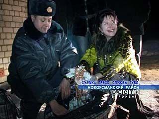 Воронежские оперативники раскрыли преступление десятилетия за пять дней