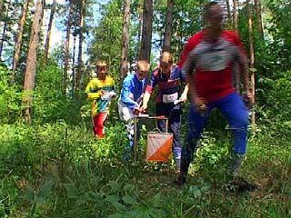 Воронежские ориентировщики пробовали силы на Чемпионате области