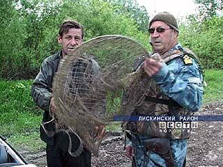 Воронежские парламентарии намерены внести поправки в закон о рыболовстве