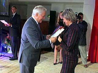 Воронежские педагоги отмечают профессиональный праздник