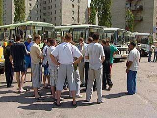 Воронежские перевозчики готовы объявить забастовку