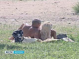 Воронежские пляжи - не для купания