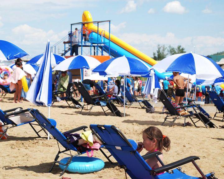 Воронежские пляжи вошли в число самых популярных в стране