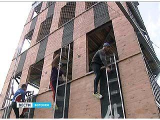 Воронежские покорители учебных башен отправились на кубок МЧС России