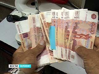 Воронежские полицейские задержали жуликов из Белгорода